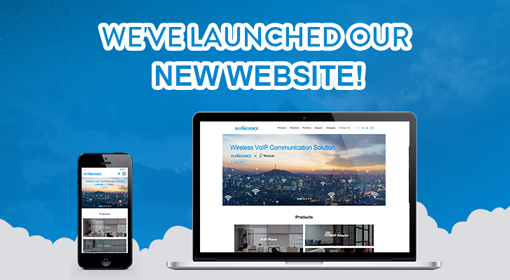 Announcing the Launch of New Flyingvoice Website