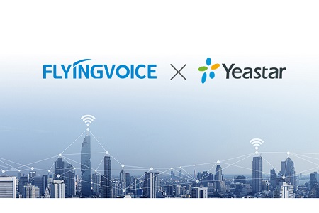 Flyingvoice & Yeastar Wireless VoIP Communication Solution